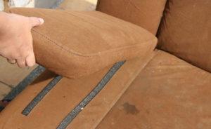 Consejos de limpieza para la tapiceria del sofa